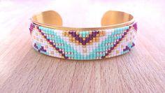 Jolies couleurs, motif aztèque