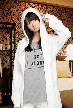 Asuka Saito Cute Japanese, Japanese Beauty, Asian Beauty, Girl Short Hair, Short Girls, Cute Asian Girls, Cute Girls, Kawai Japan, Saito Asuka