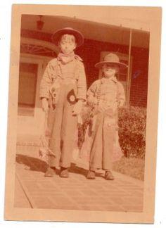 1947 Cowboy Kids