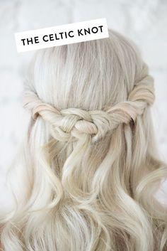 DIY Ideas Hair & Beauty : 4 HAIR STYLES UNDER 4 STEPS!