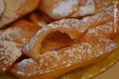 Bugnes sans GLO (sans gluten lait oeuf) , beignets moelleux pour le carnaval ou la Chandeleur