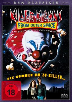 killer klowns from outer space | Killer Klowns from Outer Space | Scary-Movies.de