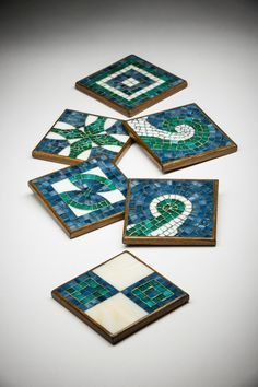 The purpose of mosaic coasters is to bringing mosaic art into everyday tasks and making a fusion of our fast lifestyle with the world of beauty and