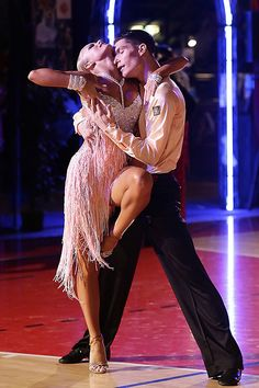 Miha Vodicar and Nadyia Bychkova (SLO/Fredidance) during their rumba dance at Rimini Open dancesport competition in Rimini, Italy on April They placed Latin Ballroom Dresses, Ballroom Dancing, Shall We Dance, Just Dance, Baile Jazz, Baile Latino, Dance World, Argentine, Slow Dance