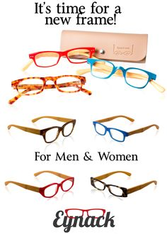 7b38f91cc65 Buy Bamboo Glasses Eco-Friendly Reading Glasses for Men
