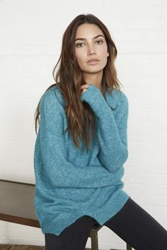 Boucle Knit | Velvet