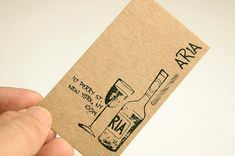 200 Business Cards Or Tags 13 Pt Brown Kraft Paper Environmentally Friendly Full Color Custom Printed