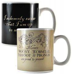 Tazza termosensibile Harry Potter Expecto Patronum Heat Change Mug ABYstyle