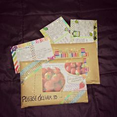 Outgoing Happy Mail