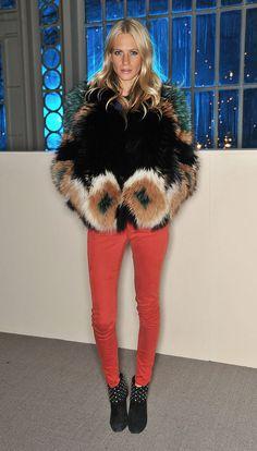 Poppy Delevingne #celebrity #style