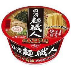 麺職人 醤油(日清)