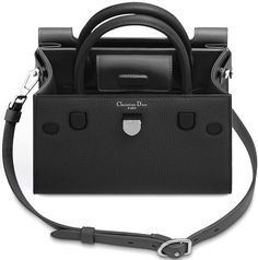 The Diorever Bag has been released in store and in all imaginable sizes. Though this bag is available in single colors, Dior has also made several options in different patterns and leathers. The le… #handbags and #purses leather