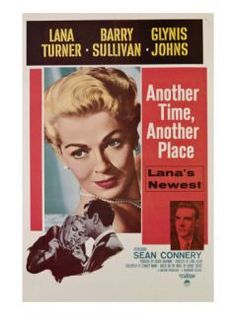 1958 Starring Sean Connery, Lana Turner, Barry Sullivan, and Glynis Johns. Lana Turner, Original Movie Posters, Movie Poster Art, Film Posters, Old Movies, Vintage Movies, 2020 Movies, Glynis Johns, Drama