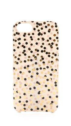 confetti iphone case // kate spade