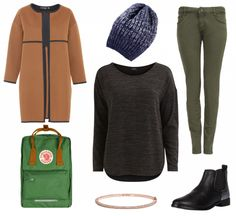 #Herbstoutfit Cool Style ♥ #outfit #Damenoutfit #outfitdestages #dresslove
