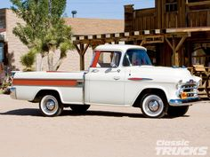 1957  Chevy Cameo Carrier