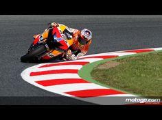 #Casey #Stoner #1 #Repsol #Honda #Catalunya #Qualifying #Practice #MotoGP