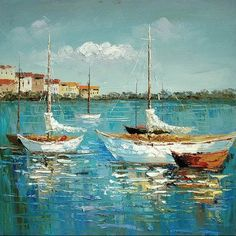 Seascape Oil Painting: Paintings Impressionism Oil Seascape Refine Gallery