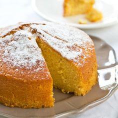 Pan de Naranja Casero