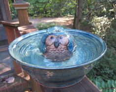 ceramic dog water fountain - Google Search