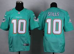 men nfl nike dolphins 90 charles harris aqua green team color vapor ... 52a3b7f7b