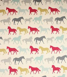 1000 images about horsie on pinterest equestrian horse for Horse fabric for kids