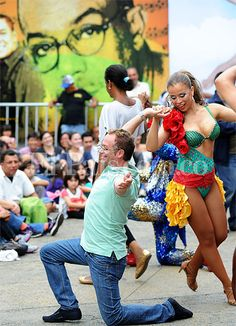 Imágenes: así se baila en Cali con la 1ª Bienal de Danza | EL PAIS