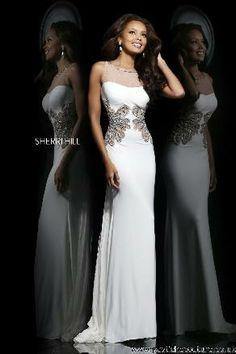 SHERRI HILL 11030 - Pastiche Couture