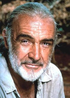 Sean Connery from his role in Medicine Man I met the cinema photographer on the movie. an interesting experience Lq Hollywood Stars, Classic Hollywood, Classic Movie Stars, Hommes Sexy, Good Looking Men, Famous Faces, Gorgeous Men, Actors & Actresses, How To Look Better