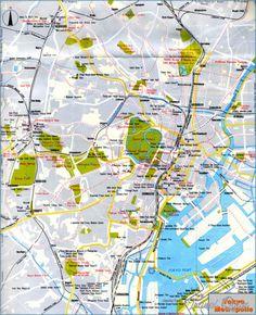 Japan Map Tourist Attractions - http://travelquaz.com/japan-map-tourist-attractions-2.html