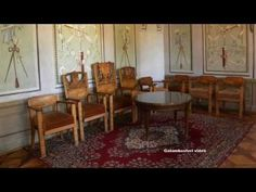 De la Motte kastély - Noszvaj. - YouTube Dining Chairs, Dining Table, Furniture, Home Decor, Decoration Home, Room Decor, Dinner Table, Dining Chair, Home Furnishings