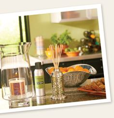 How to layer and mix & match different scents for your home. This is the fun part of my job!