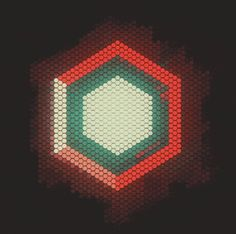 Boston-based motion graphics designer Matthew DiVito is probably one of the most popular artists making animated gifs today, he is creating these mind-blowing animated GIFs using a combination of After Effects and Cinema Each image which appear t. After Effects, Cinema 4d, Trippy Gif, Les Gifs, Amazing Gifs, Gif Art, Generative Art, Animation, Grafik Design