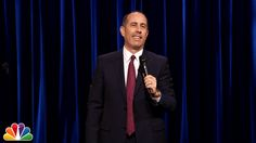 Jerry Seinfeld Stand-Up... Trashification