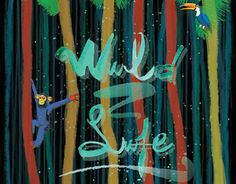 "Check out new work on my @Behance portfolio: ""Wild Life"" http://be.net/gallery/46942225/Wild-Life"