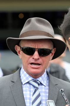South Australian trainer Phillip Stokes in hospital after being kicked at trials : Australia Horse Breeding and Racing news updated daily, www.thoroughbrednews.com.au