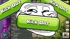 Kicks clash of clans
