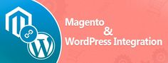 When #businesses require #Magento #ecommerce solutions along with #WordPress, it would be nice to have some options to integrate the two.