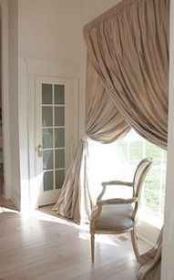 In my future life, I want a window like this, with curtains like this, with the ocean just outside.....