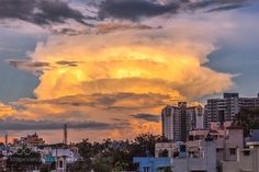 Twister Cloud by prashanthdcunha