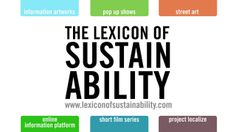 You are the Lexicon. The Lexicon of Sustainability educates, engages and activates people to pay closer attention to how they eat, what they buy, and where their responsibility begins for creating a healthier, safer food system in America.