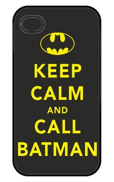 Keep Calm and call Batman Iphone Case 4/4s | eBay