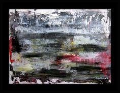 """""""untitled"""" 2014 acrilico su foglio telato 50x70"""