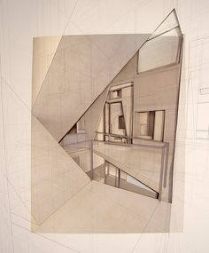 Perspective Model 1, GSD Thesis Prize Winner Megan Panzano 2010