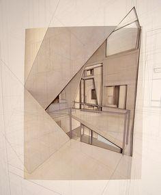 Megan Panzano -  Perspective Model 1  (3D Max Rendering; Bristol Relief ) (2010 GSD thesis prize winner)