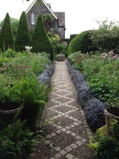 York Gate Gardens, Adel, Leeds
