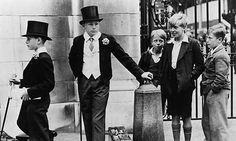 Eton school boys 1936