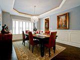 Dining Room - traditional - dining room - atlanta - by Dresser Homes