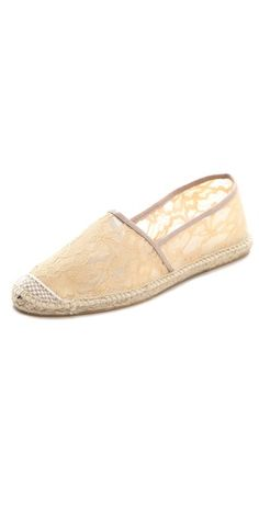 Jeffrey Campbell Lace Espadrilles just like the valentino 70$
