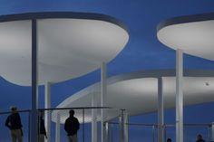 Serie Architects, Edmund Sumner · London 2012 BMW Group Pavilion